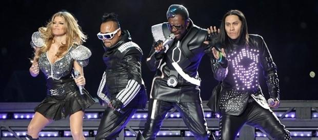 The Black Eyed Peas are continuing as a three-piece following Fergie's temporary break from the band. (JustJared)