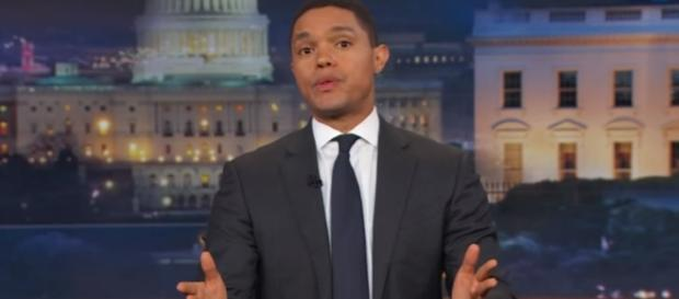 Trevor Noah / Photo screencap from The Daily Show with Trevor Noah via Youtube
