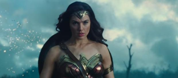 Wonder Woman screen grab via BN library