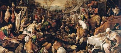 7 costumbres de la Edad Media más asquerosas de lo que imaginaste - pinterest.com