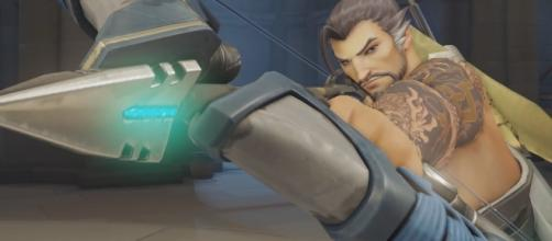 An 'Overwatch' player was able to spend at least 100 hours of play time on each hero in the game. [Image via YouTube/PlayOverwatch]