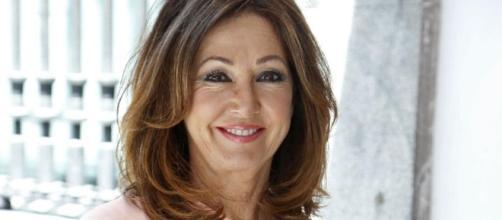 """Ana Rosa Quintana: """"Compraría tiempo para estar con mi familia"""" - diezminutos.es"""