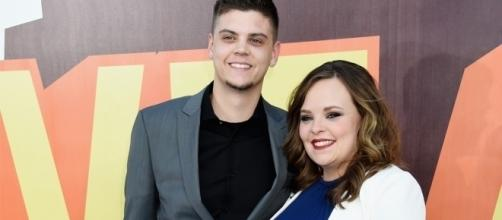 Catelynn Lowell and Tyler Baltierra via Blasting News libary