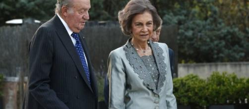 El rey emérito fue una de las principales figuras de la transición democrática