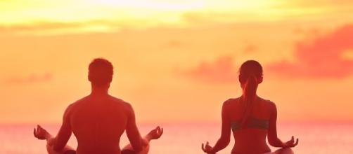 En Oriente, el yoga es mucho más espiritual que físico