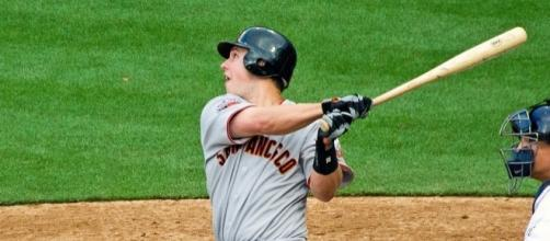 Giants catcher, Buster Posey-Flickr