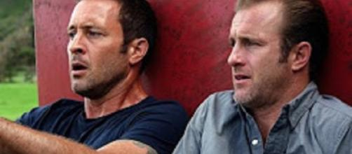 'Hawaii Five-O' co-stars Alex O'Loughlin and Scott Caan have more in common than in their on-screen partnership (Hawaii Five-O/YouTube)