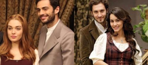 Il Segreto, trame Spagna: Julieta e Saul come Tristan e Pepa