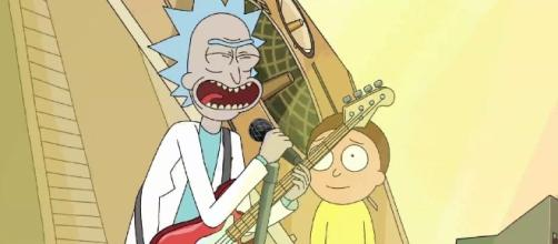 Interdimensional Cable 2: Tempting Fate - Rick and Morty - Adult ... - adultswim.com