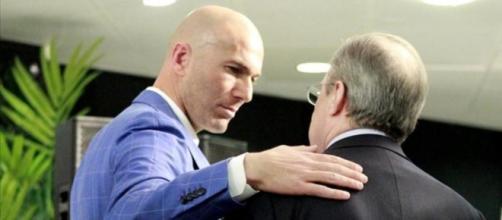 La mentira más zafia de 'Diario Gol' sobre Zidane y Florentino ... - defensacentral.com