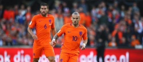 La Samp tenta il colpo Sneijder: incontro con l'agente - fcinter1908.it