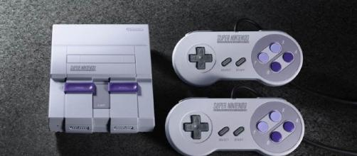 Nintendo's SNES Classic Edition slated for release later this year. | http://www.nintendo.com/super-nes-classic