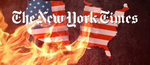 NYT commits TREASON in fake news attempt to overthrow the United ... - naturalnews.com