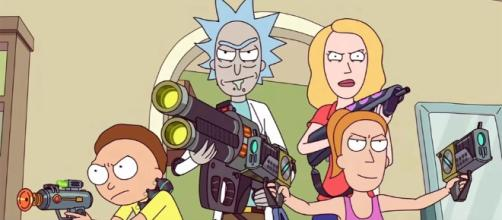 Rick and Morty New Episode Teased in Live Stream Announcement. - nerdist.com
