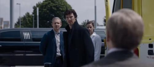 Series 4 Trailer #2 - Sherlock - Sherlock/YouTube