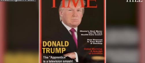 Time asks Trump Organization to remove fake cover from golf clubs - Time Magazine