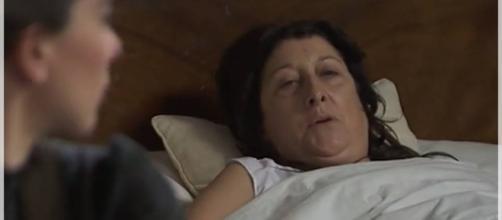 Una Vita, puntate Spagna: Fabiana ucciderà Ursula?