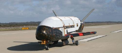 X-37B space plane (UInited States Air Force)