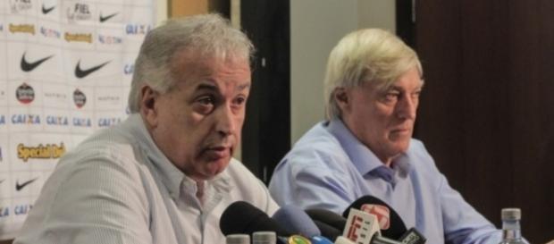 Diretoria do Timão ainda pode voltar a negociar com jogador (Divulgação /netcorinthians.com.br)