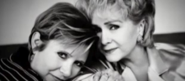 Farewell To Debbie Reynolds, Carrie Fisher's Mother And Hollywood ... - pinterest.com