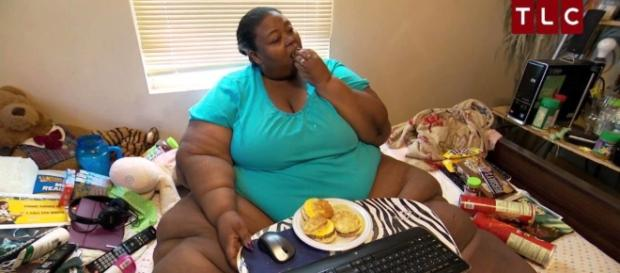 """My 600-lb Life"" diet dessert recipes for weight-loss. Source Youtube TLC"