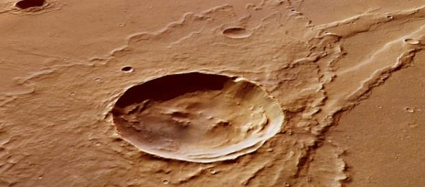 New Evidence for a Water-Rich History on Mars | Berkeley Lab - lbl.gov