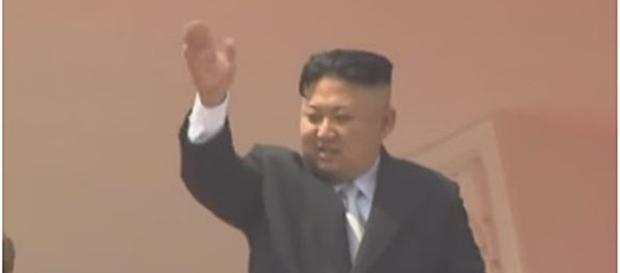 North Korea's Kim Jong un. Image credit Fox News Youtube