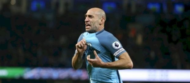 Pablo Zabaleta Manchester City picture gallery - mancity.com