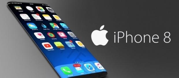 Possível imagem do iPhone 8 que será lançando esse ano