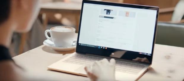 Xiaomi Mi latest Notebook Air comes in 13.3 Inch with 7th Gen Intel Core I7 - photo via Mi Youtube Channel