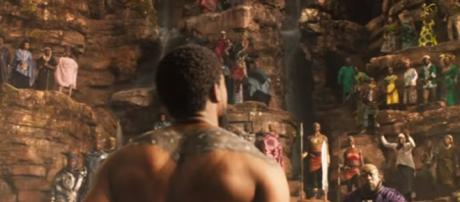 Black Panther Teaser Trailer / screencap from Marvel Entertainment via Youtube