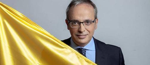 Alfredo Urdaci presenta uno de los programas más relevantes de 13 TV