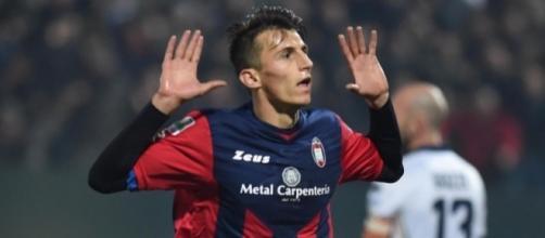 Ante Budimir, attaccante della Sampdoria.