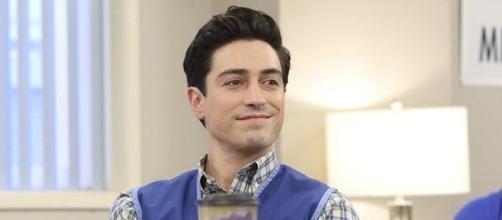 """Ben Feldman, who previously starred in """"Mad Men,"""" currently plays the likable Jonah in the Justin Spitzer comedy, """"Superstore."""" (NBC)"""