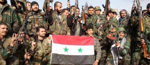 Breaking: Syrian Armed Forces liberate Palmyra - almasdarnews.com
