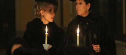 Cayetana sequestra Ursula, anticipazioni Una Vita