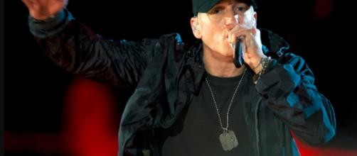 Eminem - Concert for Valor in Washington, D.C Photo by DoD News Features cc 2.0 via wikipedia