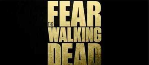 Fear The Walking Dead tv show logo image via Flickr.com