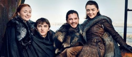 Game of Thrones' Exclusive New Photos: We Reunite the Starks ... - newsofthehour.co.uk