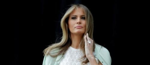 Melania Trump finally speaks out about liking an anti-Trump tweet ... - aol.com