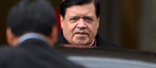 Renuncia Rivera Carrera al Arzobispado en México