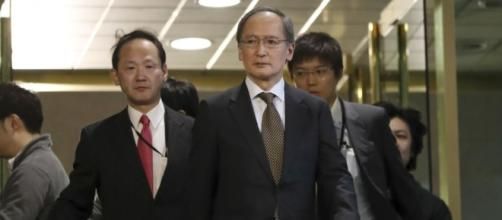 South Korea-Japan Row Could Hurt Cooperation on North Korea - voanews.com