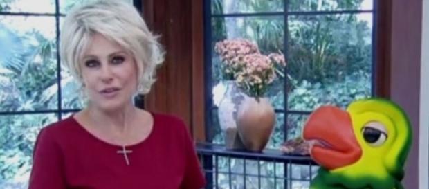 Apresentadora Ana Maria Braga vem recebendo críticas no preparo de seus pratos no programa de culinária da TV Globo