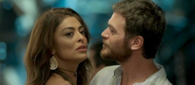 Bibi e Rubinho na novela 'A Força do Querer'