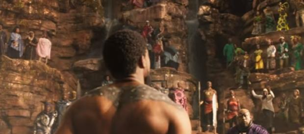Black Panther Teaser Trailer / screencap from Marvel Entertainment via Youtube