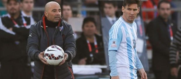 Can Sampaoli, and Messi, lead Argentina to glory?