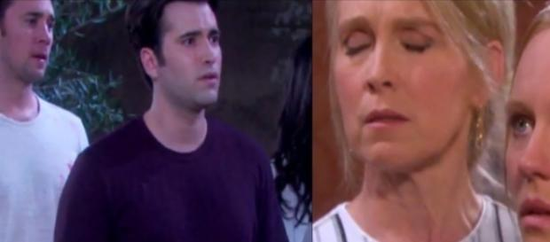 'Days of our Lives' Tripp's revenge on Kayla heating up, Steve doubtful (MediaPromos/YouTube)