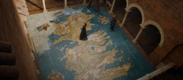 Game of Thrones Season 7 / Photo screencap from GameofThrones via Youtube