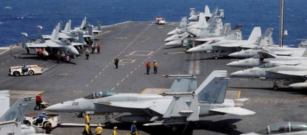 Japan, US conduct navy drill in East China Sea as 'warning' to ... - scmp.com