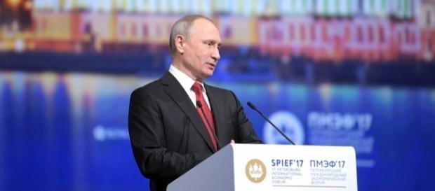 """Putin declară că va răspunde militar pentru a """"elimina amenințarea NATO"""" dacă Suedia intră în alianță - Foto: kremlin.ru"""